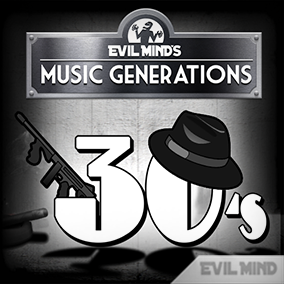 Music Generations 30's is a unique music pack, made for game developers who need thirties-like realistic music loops for their videogames or for those devs who wish to enhance their games or apps with high quality swing, jazz, blues and ballad-swing theme
