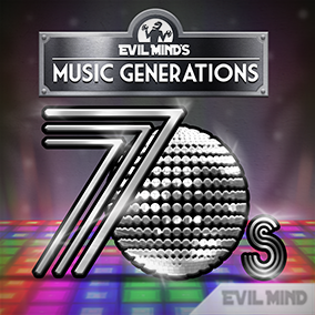 Music Generations 70's is a unique music pack, made for game developers who need 70's-like realistic music loops