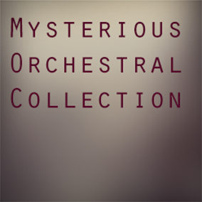 A collection of orchestral music with a dark and mysterious character.