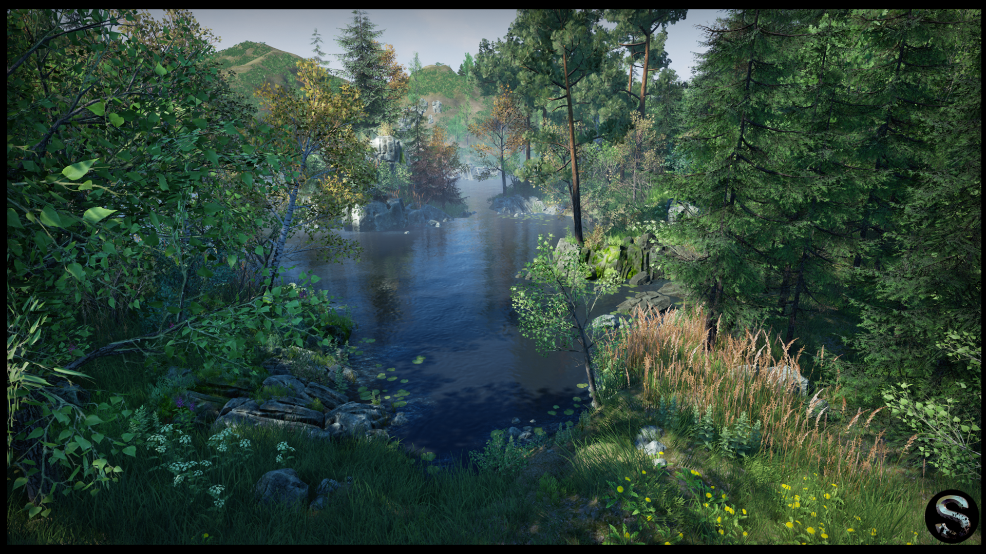 Nature Package by SilverTm in Environments - UE4 Marketplace
