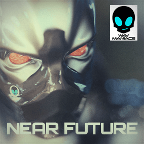 Great 'Near Future' music pack in Tournament traditional electronic sounds. Near Future Music contains 2 full mixed tracks and high 7 quality electronic music loops.