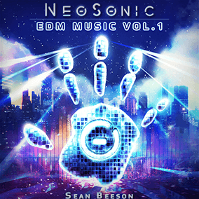NeoSonic EDM Vol. 1 is a collection of epic pulsing, bass thumping, heavy grinding tracks designed for your next game! It includes: 14 unique music tracks, in varying electronic styles, an epic trailer, and 3 vine loops.