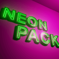 A collection of customizable Neon Signs and Letters made to help breathe life in to your game or archvis interior environment!