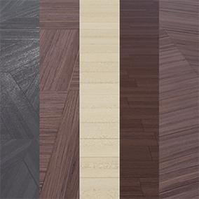 Parquet Library Vol 1 ,30 different parquet, 4k seamless textures, Max customization.