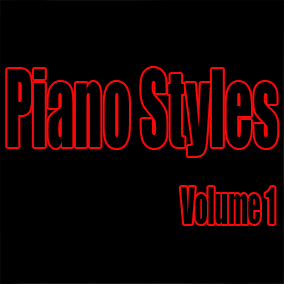 Piano Music in varying styles.