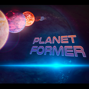 Planet Former - powerful tool for procedurally generating unique planet & stars.
