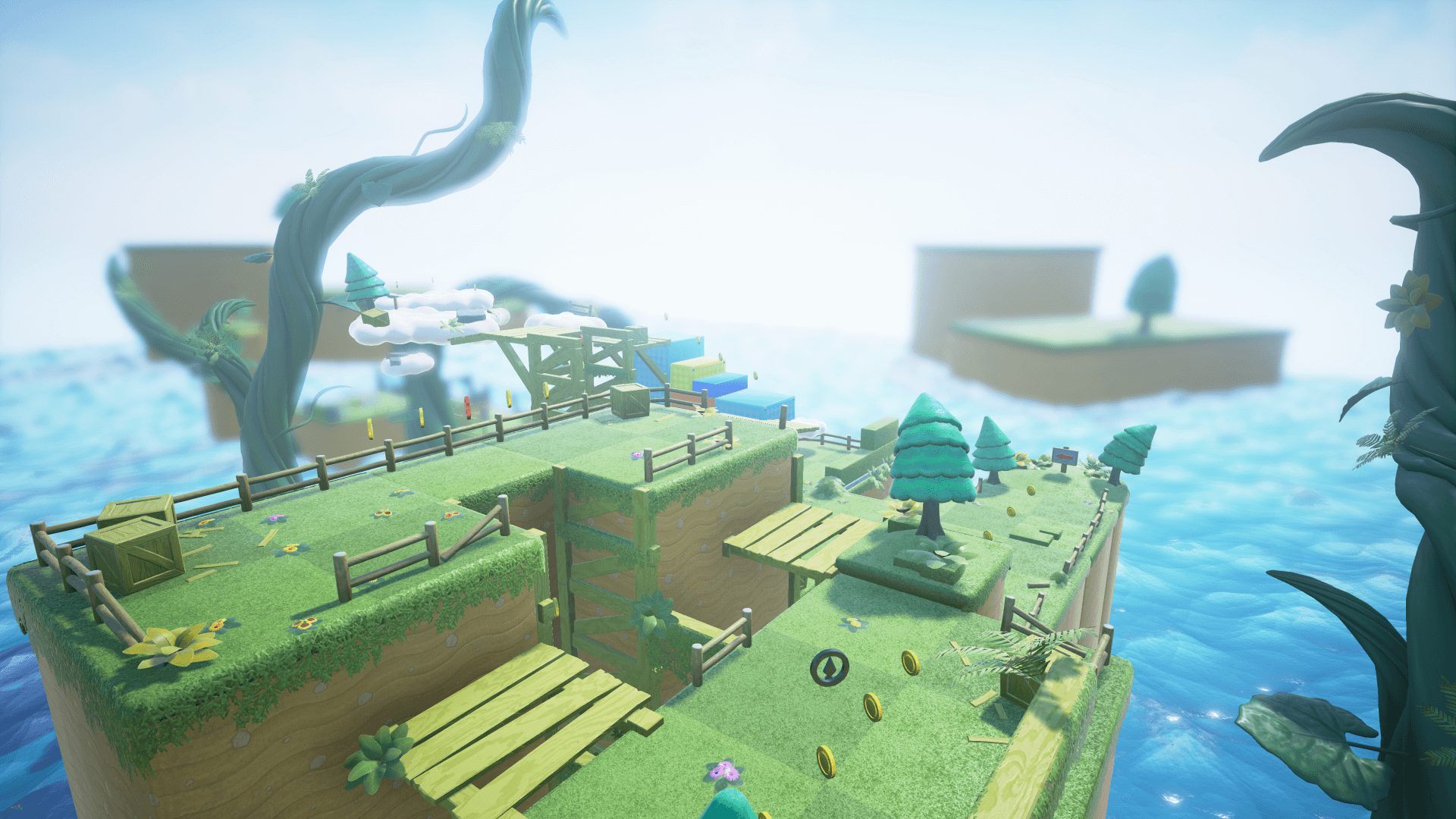 Platformer Starter Pack by Platfunner in Environments - UE4 Marketplace