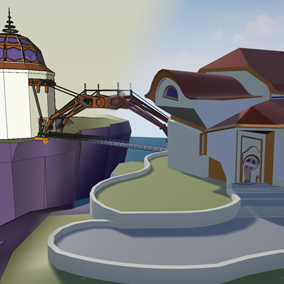 PlayUp Tools Plugin for UE4 allows you to import PlayUp levels generated from SketchUp.