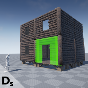 Player Build System is a fast an easy way to add Multiplayer compatible building to your game!