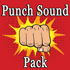 Punch Sound Pack contains 45 punch sound effects. Professionally designed by award winning sound designers specifically for games.