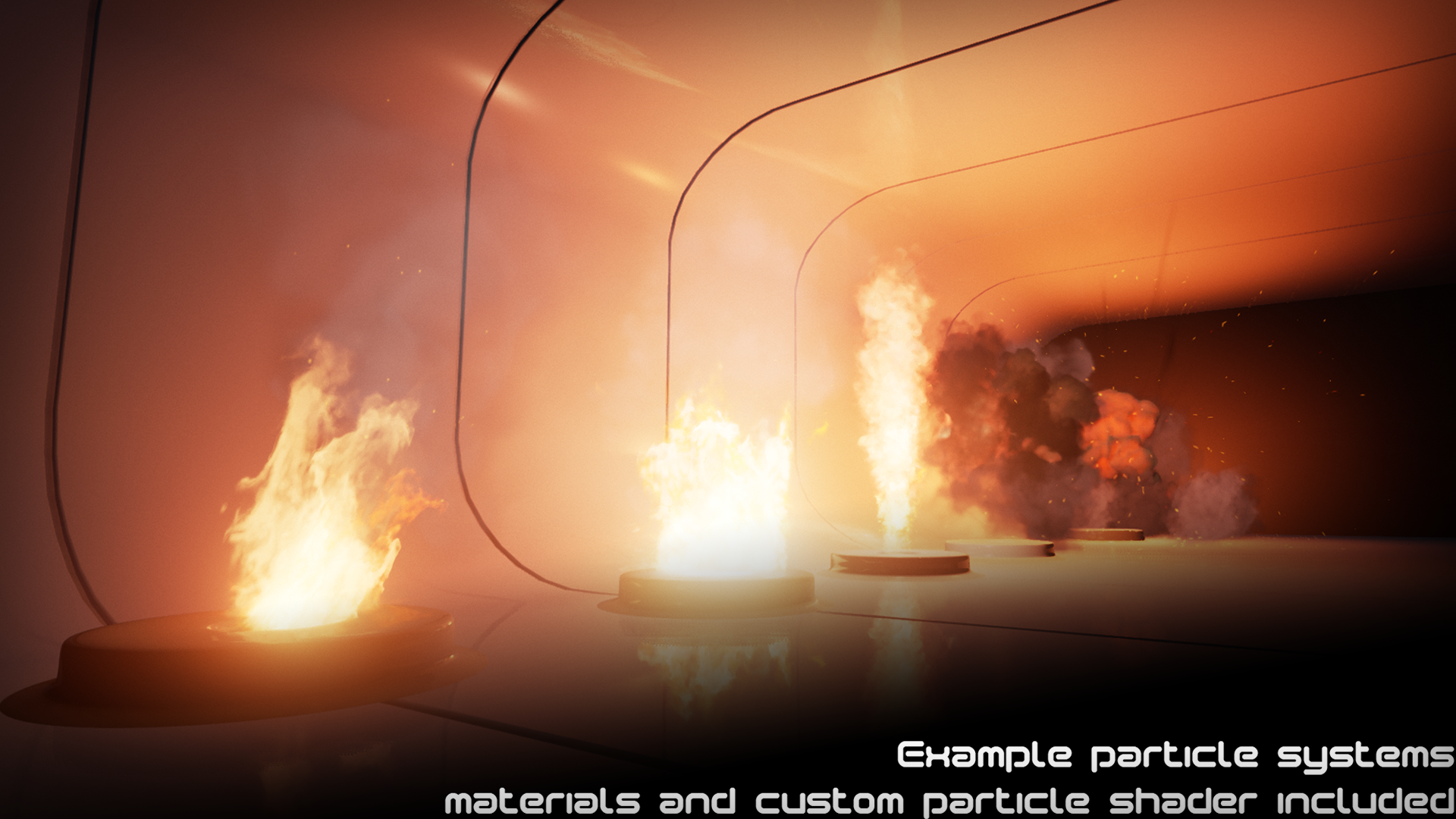 Pyro Particle Texture Pack v1 by polysplendor in Visual Effects