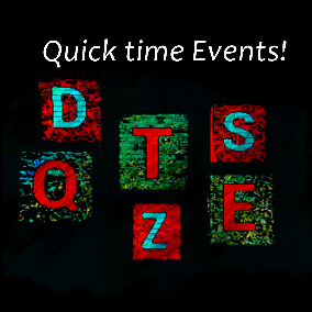 This pack contains fully customizable QTE (Quick Time Events) system, with example animations and many various settings.