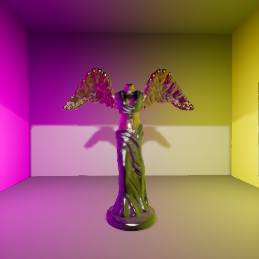Advanced Spotlight that supports Realtime Global Illumination (GI).