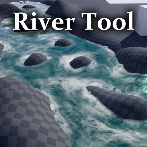 Easy to use River Spline tool with Dynamic Object Distortion and simple Flow Buoyancy.