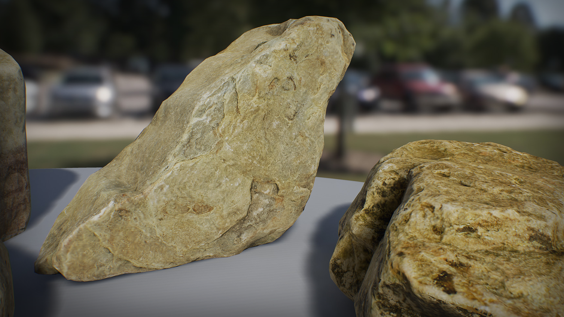 Photo Scanned Rock Pack by Scanning Reality in Props - UE4 Marketplace