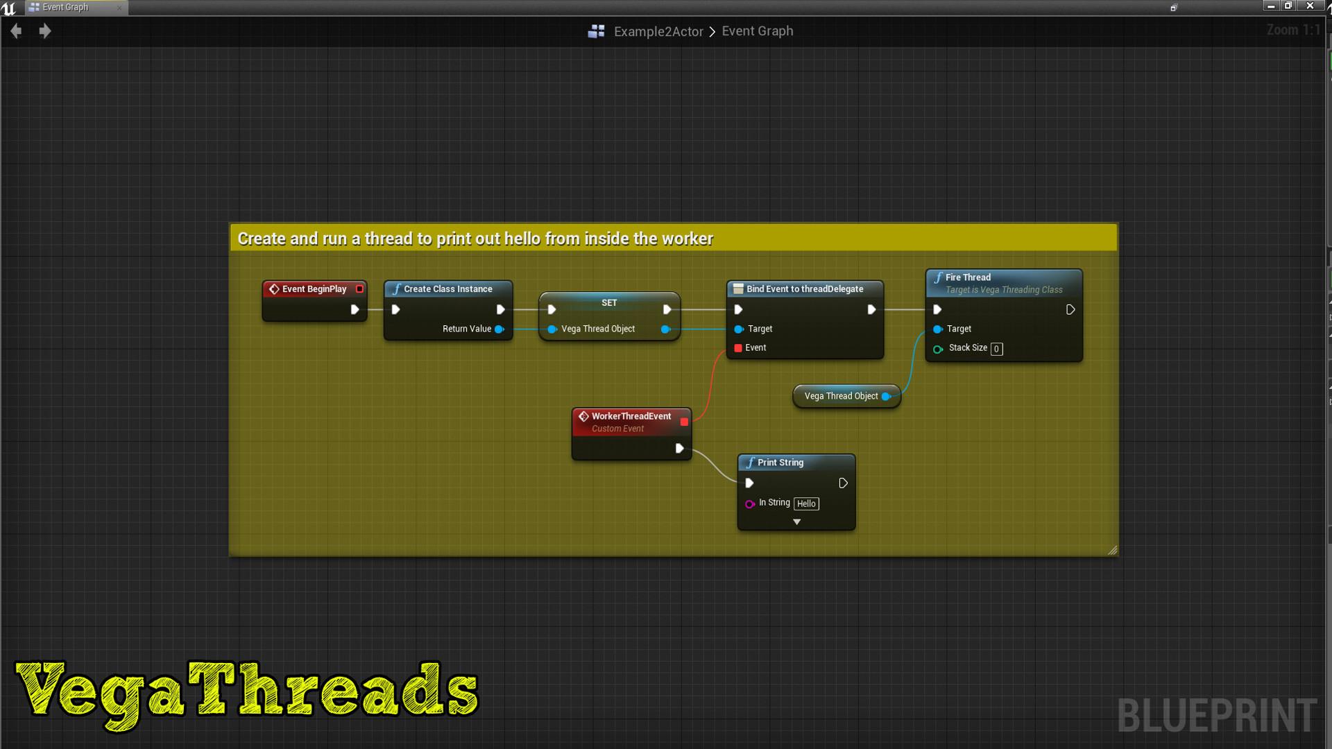 Vega threading by vega deserts in code plugins ue4 marketplace share malvernweather Image collections