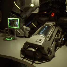 • More than 500 modular assets for 'populating' your Sci-Fi scenes, PBR friendly.