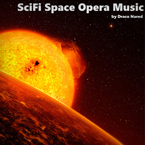 [Sci-Fi] Space Opera Music contains 17 minutes of various music for science fiction setting.