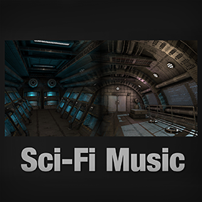 3 tracks to enrich your sci-fi game productions