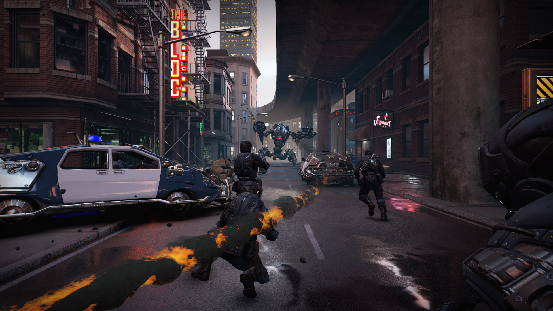 Showdown VR Demo by Epic Games in - UE4 Marketplace