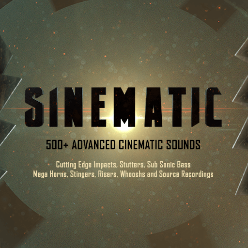 Cutting edge Cinematic Sounds