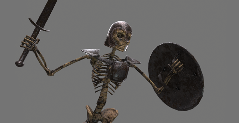 Image result for awesome skeleton knights