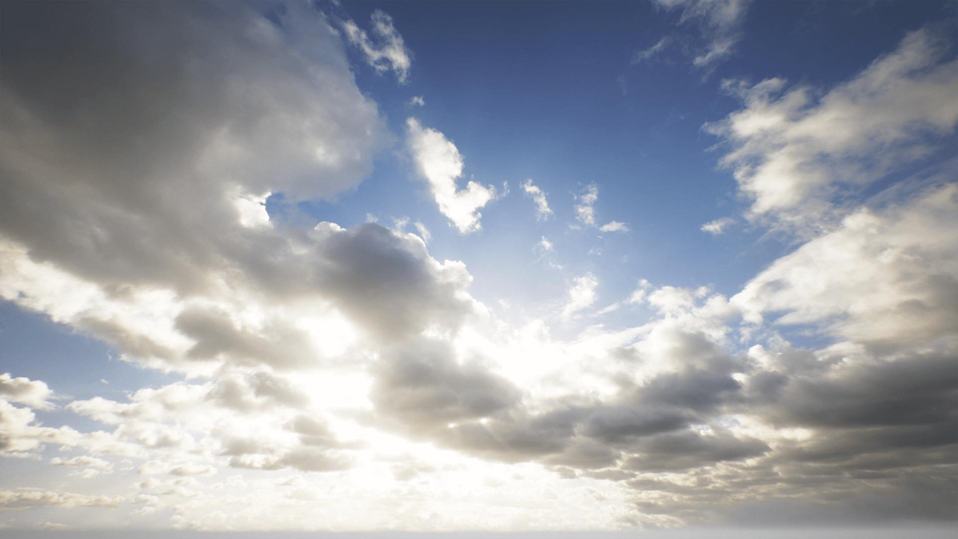 Sky Pack: 25 Skies by Joost Vanhoutte in Environments - UE4