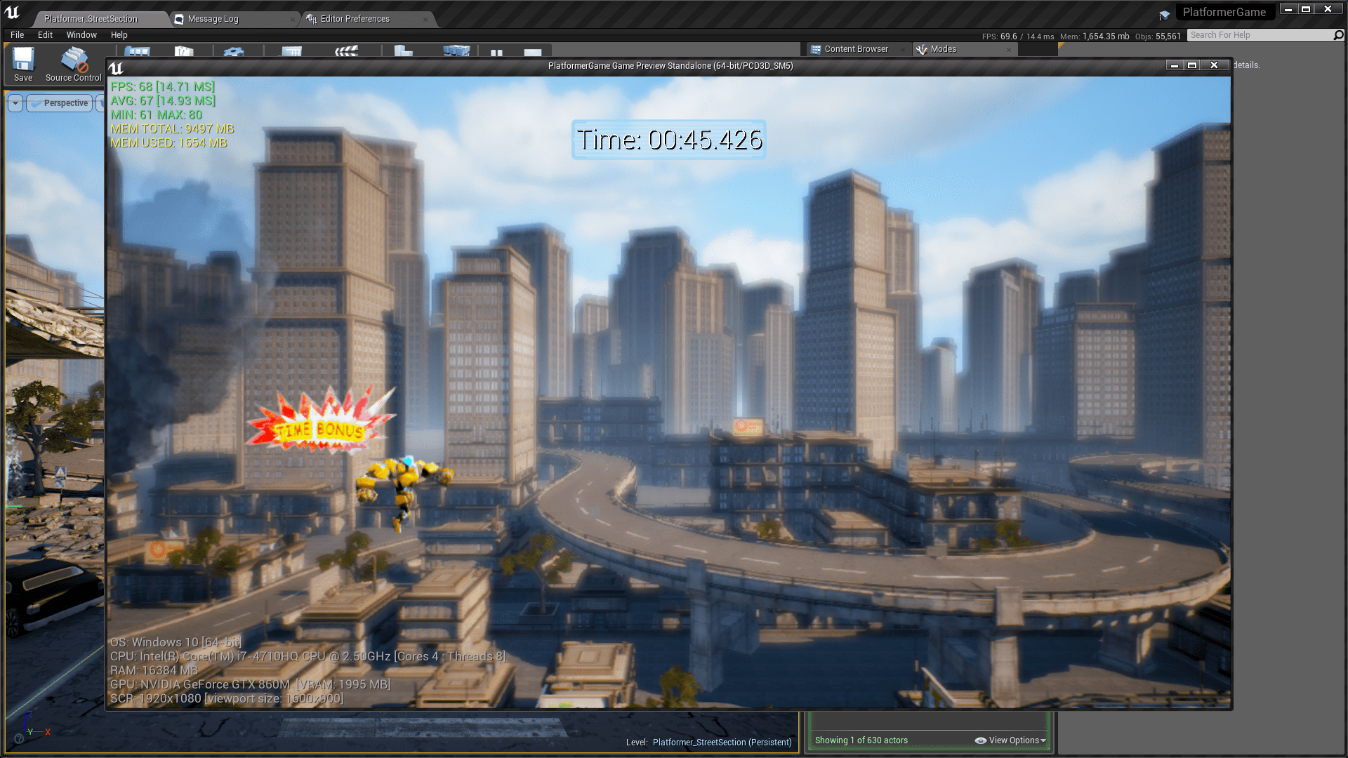 Smart FPS Counter by Victor's Assets in Code Plugins - UE4 Marketplace