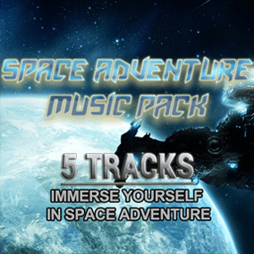 Immerse yourself in Space Adventure!