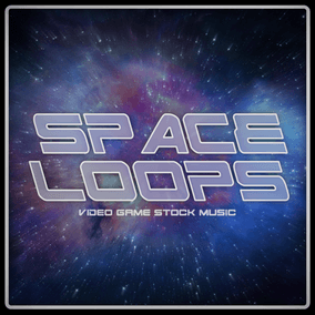 7 high quality space themed music tracks provided with seamless loops