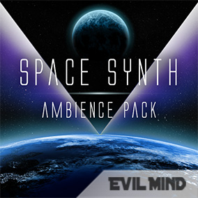 A unique synth ambient assets solution for any future or space themed games and sci-fi projects.