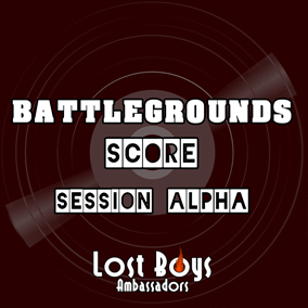 The Battlegrounds Score - Session Alpha was produced as a collection of aggressive and rhythmic tracks that game creators and film makers can use to create intense feelings of battle, sacrifice and ominous marches to glory. All tracks are fully looping.