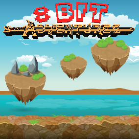 """8 Bit Adventures"" is a collection of catchy chiptunes intended to get players hooked to your game!"