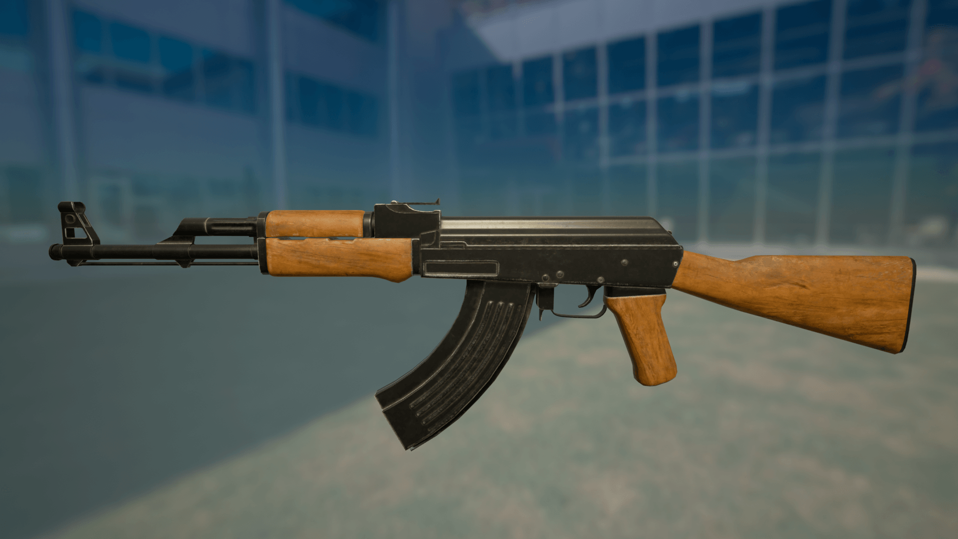 AK47 by Alexander Bezdelov in Weapons - UE4 Marketplace