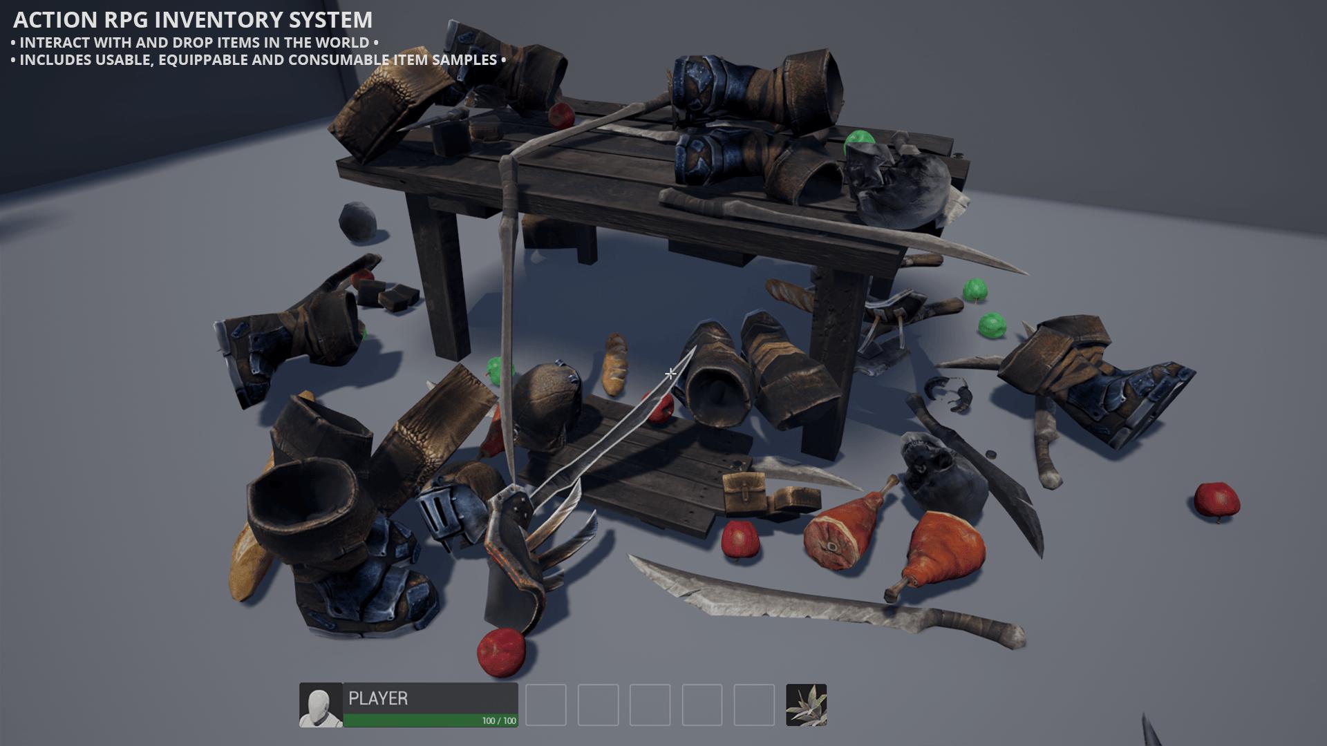 Image result for full rpg inventory