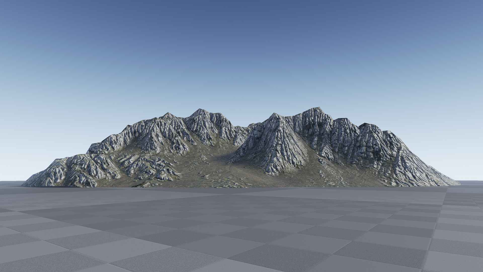 Background Mountains By Manufactura K4 In Environments Ue4 Marketplace
