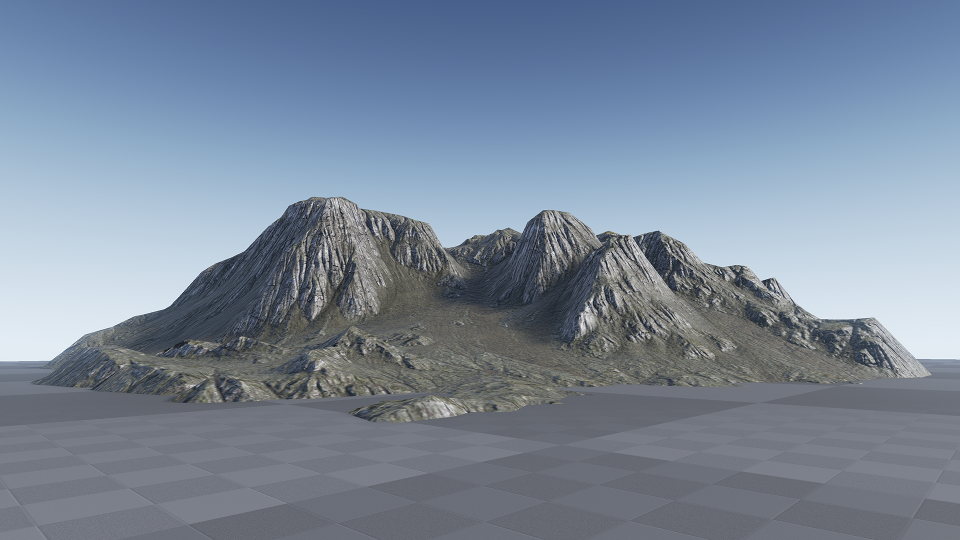 Background mountains by manufactura k4 in environments for The range wallpaper