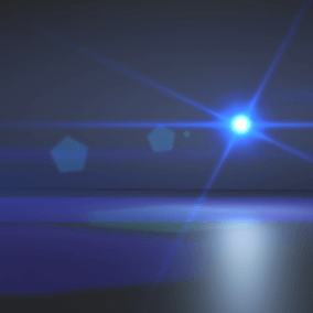 This pack contains a custom blueprint which lets you artistically create and control your own lens flares