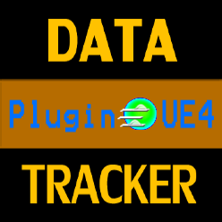 Data Tracker Plugin for Unreal Engine 4 Real-time - in-game - interactive - statistics and visualization.