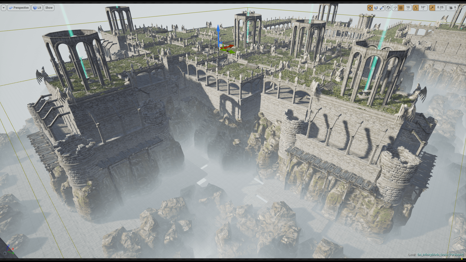 dungeon architect by code respawn in code plugins ue4 marketplace