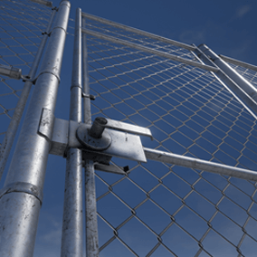 Chainlink Fence system,15 modular meshes based on grid.