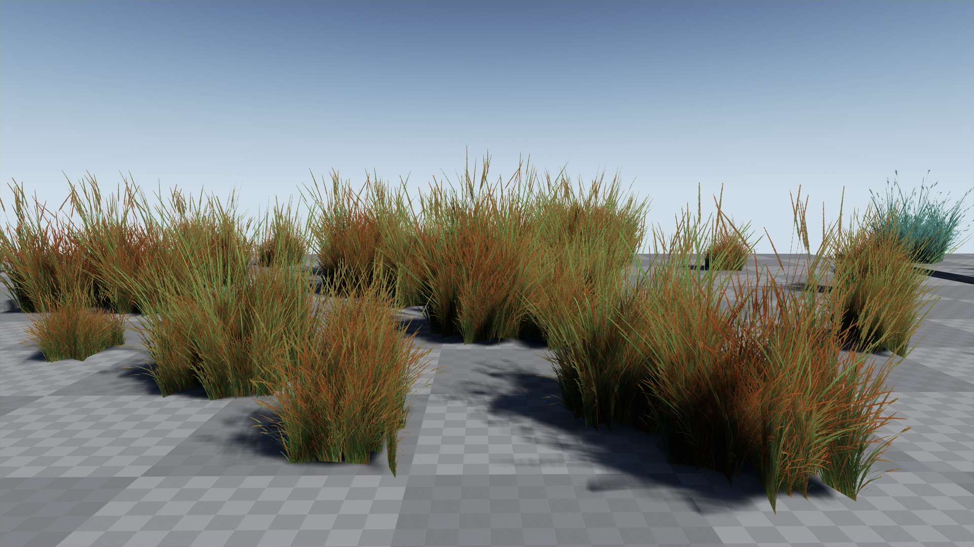 Grass Pack Vol  1 by Jack McKelvie in Props - UE4 Marketplace