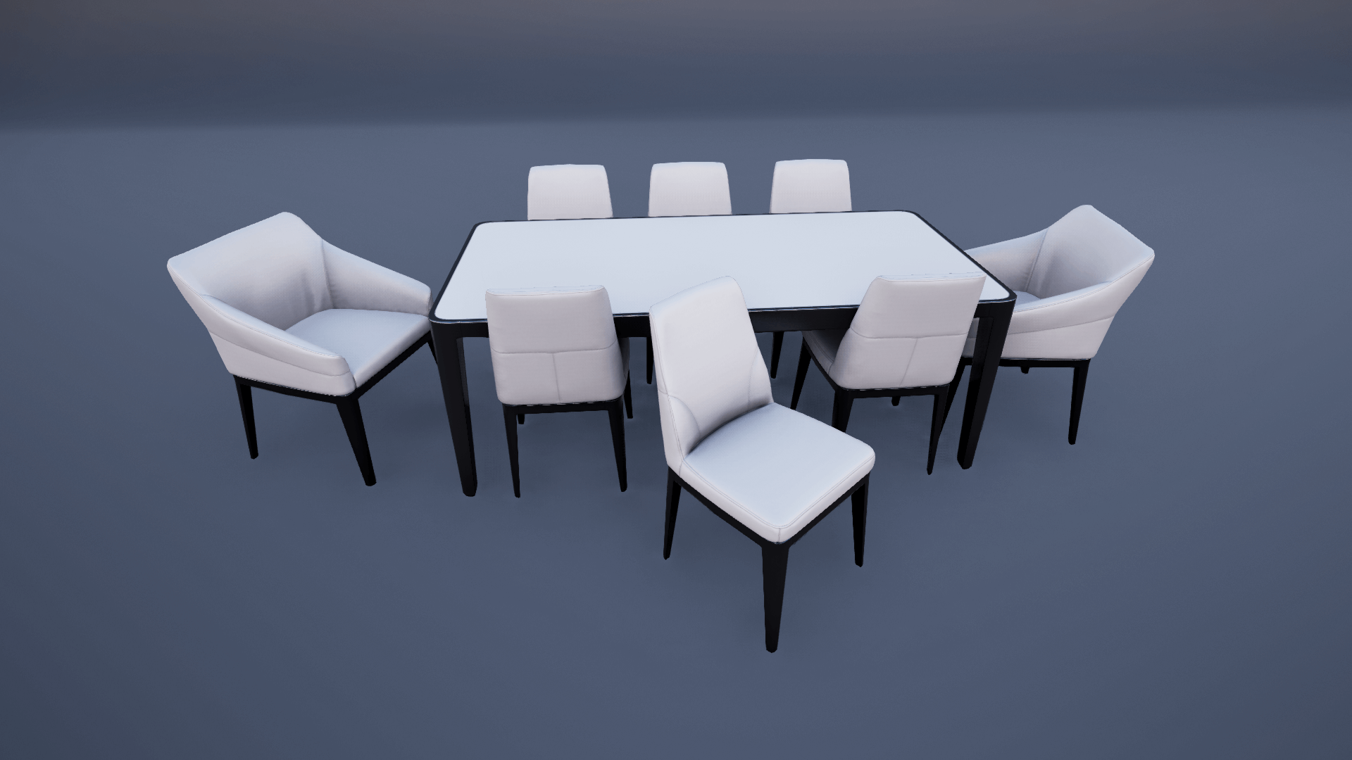 Hq modern furniture pack by next level 3d in architectural visualization ue4 marketplace