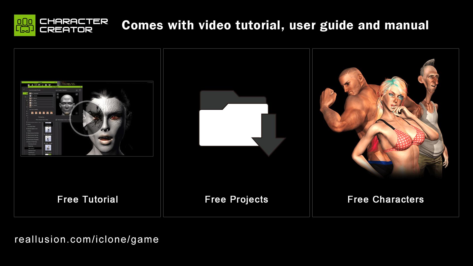 iclone 5 pro инструкция