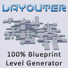 Layouter is a 100% blueprint tool that allows you to quickly and easily generate a maps layouts based on pre-definied segments.