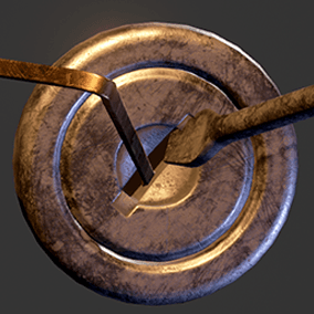 Want to add a lockpick mini game to your game but don't have any art assets? Then this pack is for you! Example minigame included to make your life easier.
