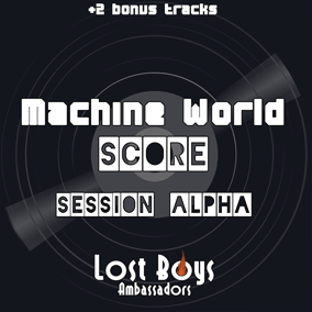 Machine World Score - Session Alpha was produced as a collection of ominous tracks that game creators and film makers can use to transport you into the world where man and machine are fighting for dominance, survival and infiltration. All 100% looping.