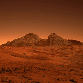 Mars Landscape is a 4x4 Kilometers landscape, taking you right into the middle of the nice and violent red planet!