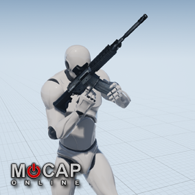446+ Motion Capture Animations