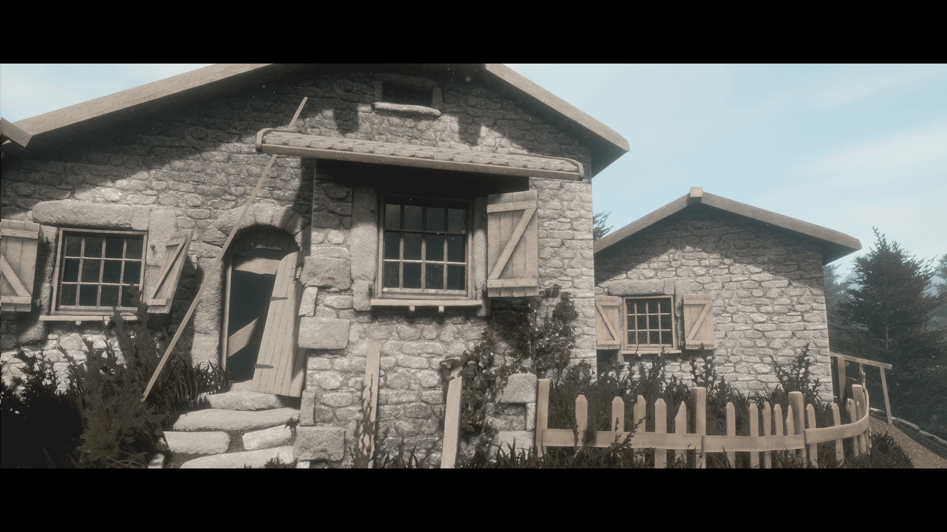 Old Village by inedible.red in Environments - UE4 Marketplace